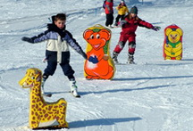 Children's ski school